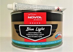 NOVOL for Classic Car szpachlówka Blue Light 1,2kg
